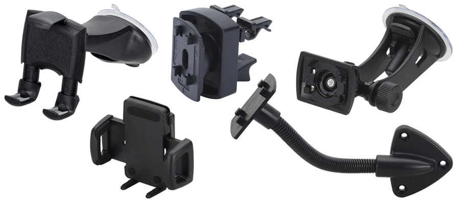 Phone Holders and Mounting Brackets