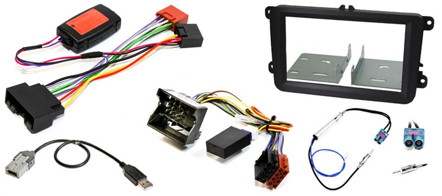 Car Radio / Stereo Fitting Kit Parts