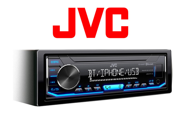 Any model JVC single din radio