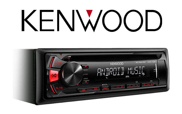 Any model Kenwood single din radio