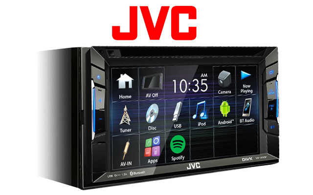 Any JVC double din radio /screen