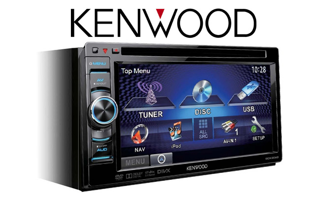 Any Kenwood double din radio /screen