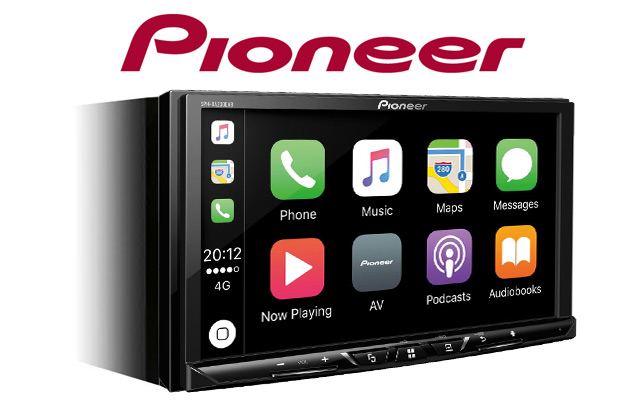 Any Pioneer double din radio or screen