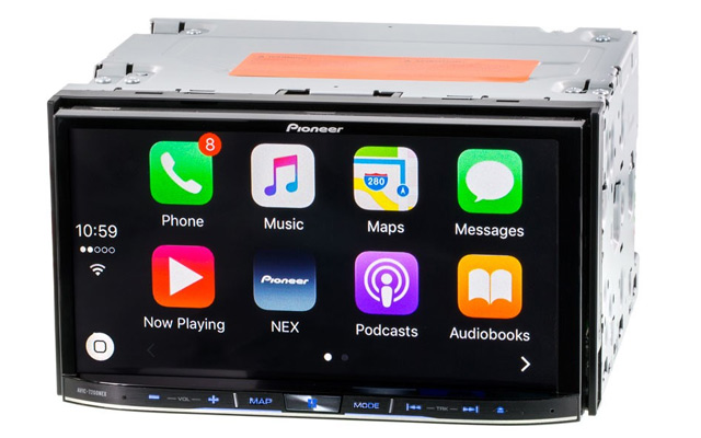 CAR AUDIO & NAV - Double Din Size