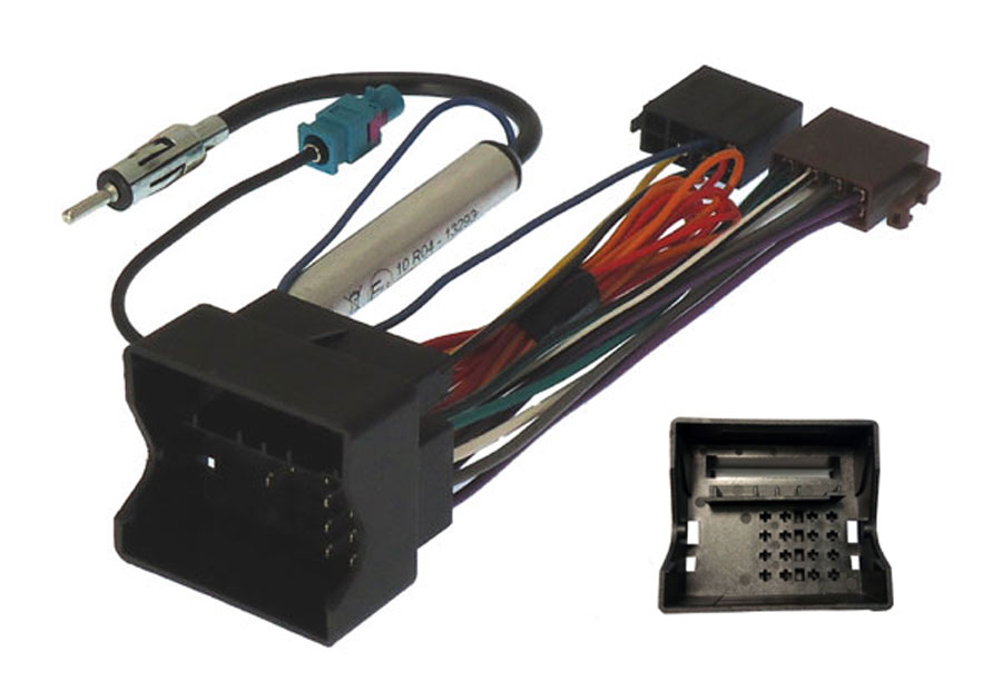 Superb Vauxhall Quadlock To Iso Radio Adapter Harness With Antenna Adapter Wiring 101 Hemtstreekradiomeanderfmnl
