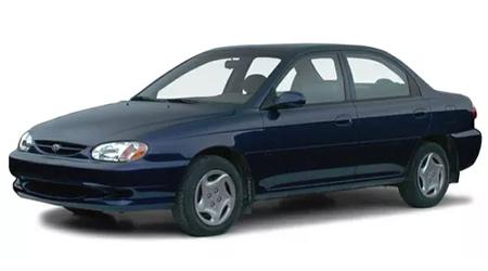 Sephia  [1997 - 2003]