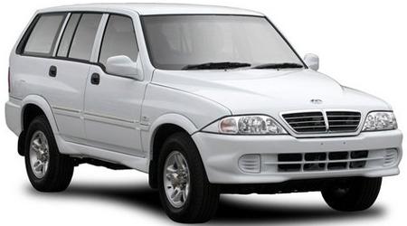 Musso SUV (FJ) [1999 - 2002]