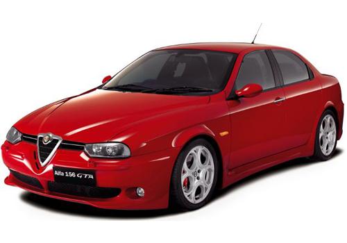 156 GTA  [2002 - 2005]