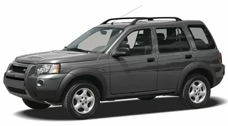Freelander (facelift) [2003 - 2006]