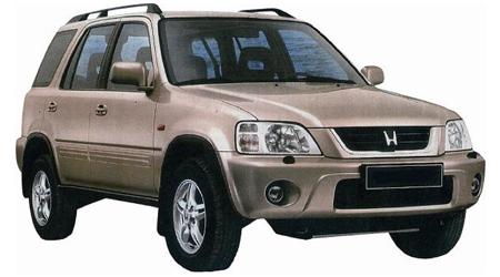 CR-V I [1997 - 2001]