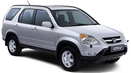 CR-V II [2001 - 2006]