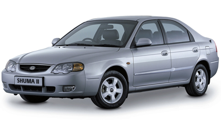 Shuma 2nd Gen Facelift (II) [2002 - 2004]