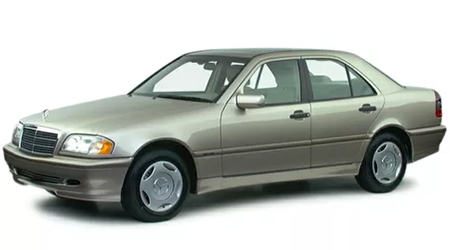 C-Class  (W202) [1993 - 2000]