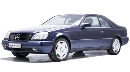CL  (W140) [1992 - 1999]