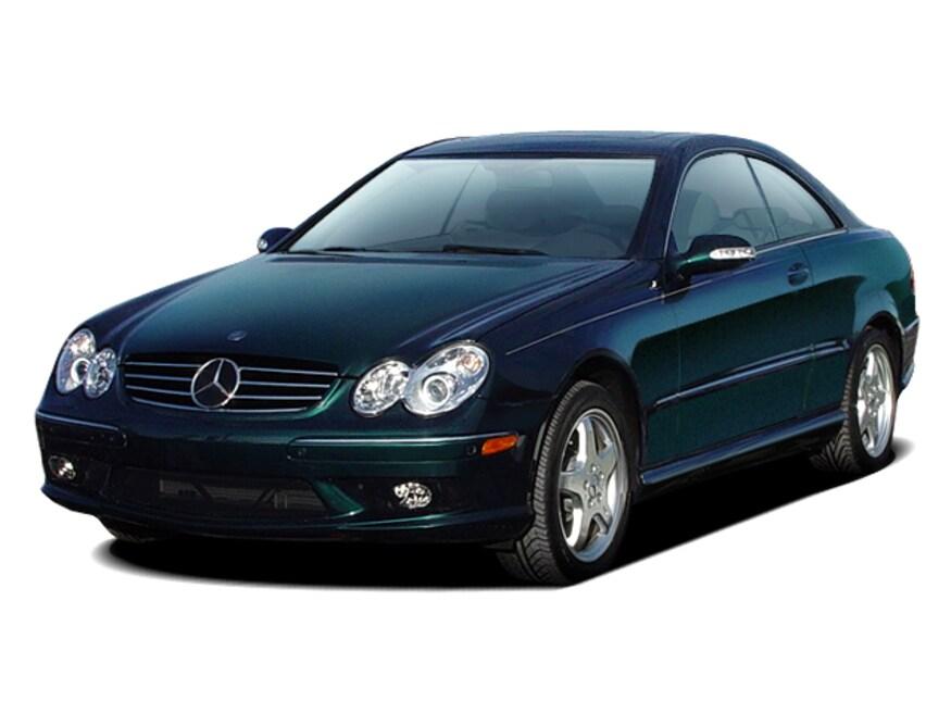 CLK (C209) [2002 - 2005]