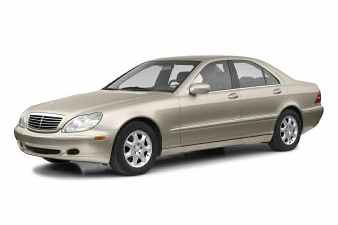 S-Class (W220) [1998 - 2005]