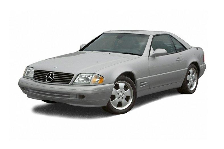 SL-Class  (R129) [1989 - 2002]