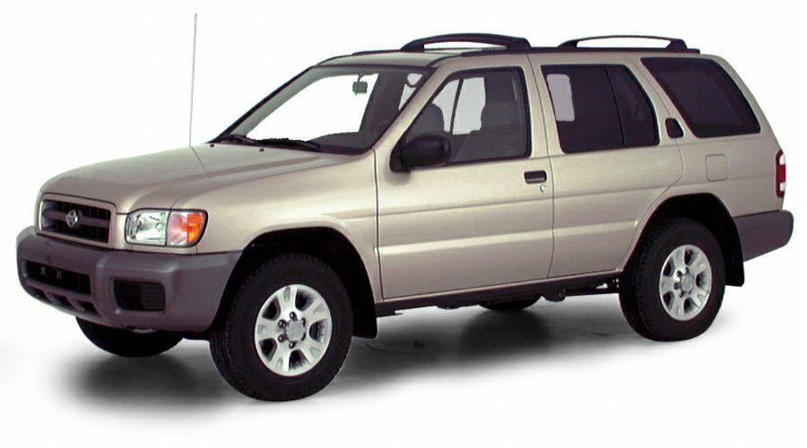 Pathfinder R50 [1996 - 2004]