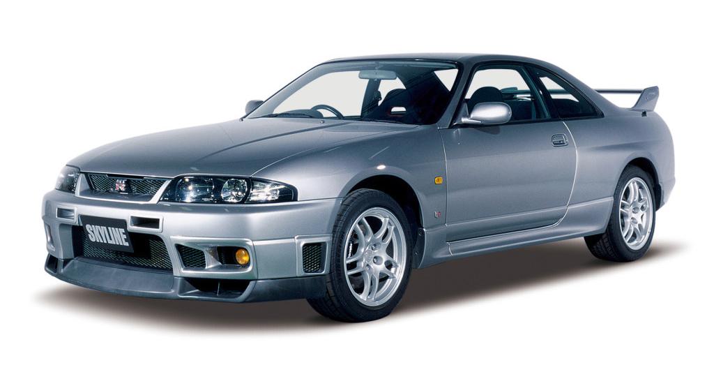 Skyline R33` [1998 - 1999]