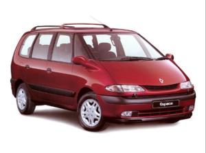 Espace  [1997 - 2003]