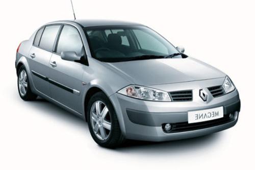 Megane II  [2002 - 2006]