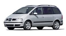 Alhambra Mk1 (7M) facelift [2000 - 2010]