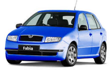 Fabia Mk1 [2000 - 2007]