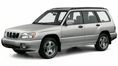 Forester [1997 - 2003]