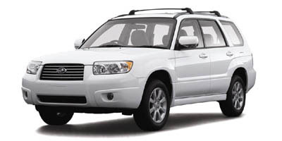 Forester 2nd Gen [2002 - 2007]