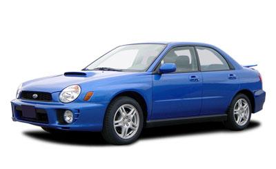 Impreza [2000 - 2007]