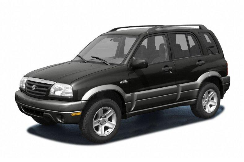Grand Vitara Mk2 [1998 - 2005]