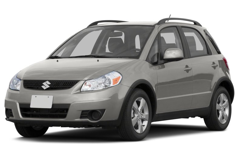 SX4 [2006 - 2014]