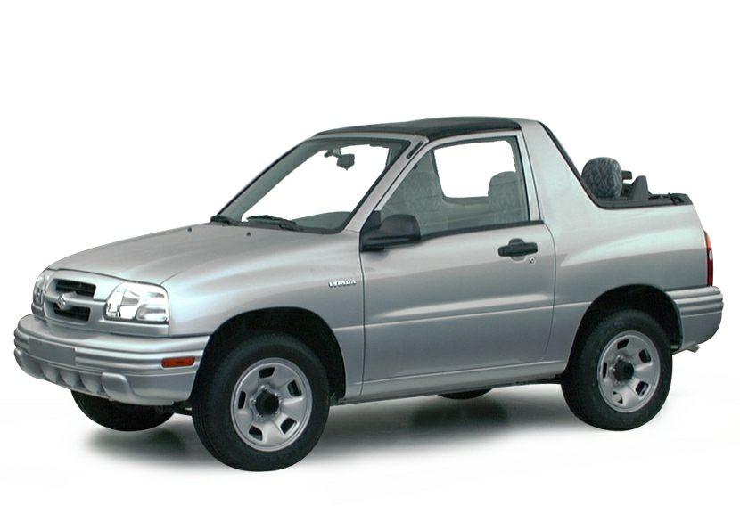 Vitara Mk2 [1999 - 2005]