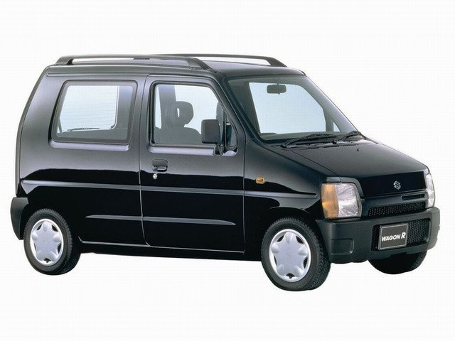 Wagon R+ [1997 - 2000]