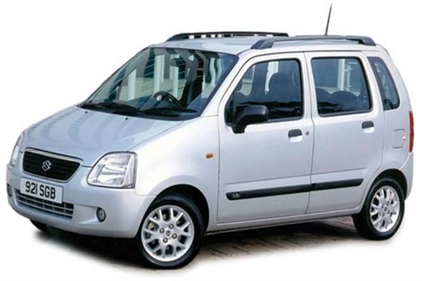 Wagon R+ [2000 - 2007]