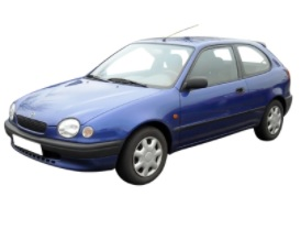 Corolla E11 [1997 - 2000]