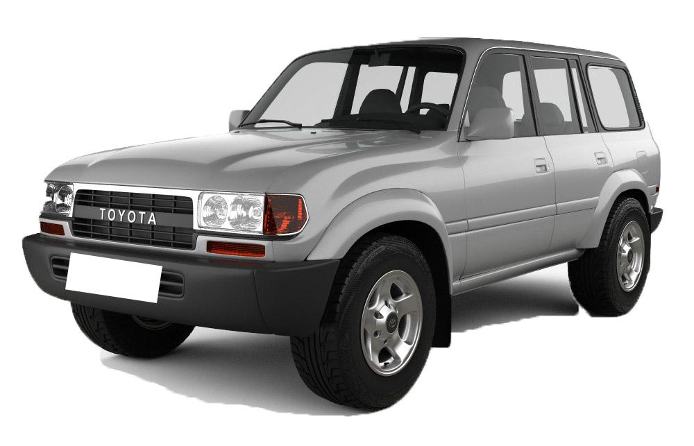 Land Cruiser  80 [1989 - 1998]