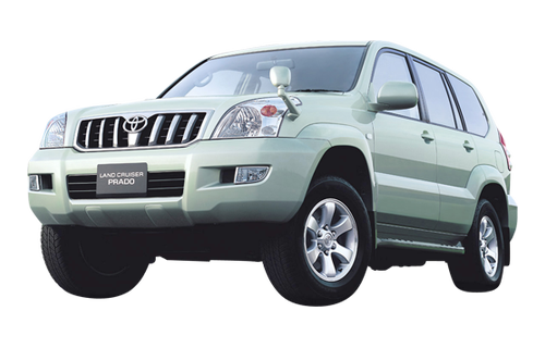 Land Cruiser 120 Prado [2003 - 2009]