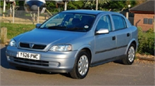 Astra G [1998 - 2005]