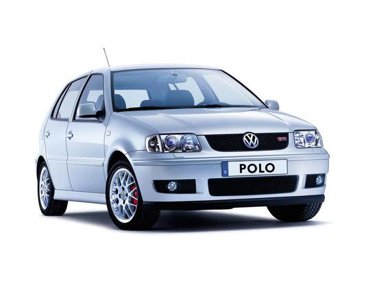 Polo Mk III facelift [2000 - 2002]