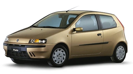 Punto 2nd Gen (Type 188) [1999 - 2003]