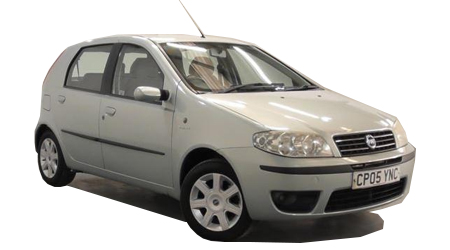 Punto 2nd Gen Facelift [2003 - 2006]