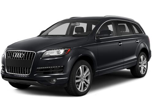 Q7 facelift [2010 - 2015]
