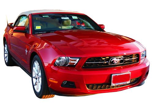 Mustang V gen. [2005 - 2011]