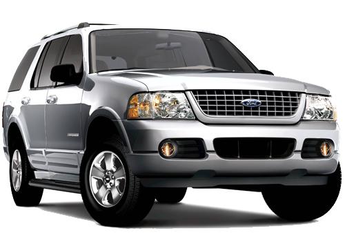 Explorer (U152) [2002 - 2005]