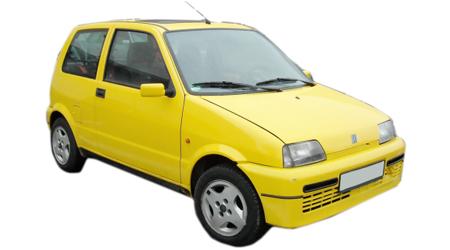 Cinquecento [1993 - 1998]