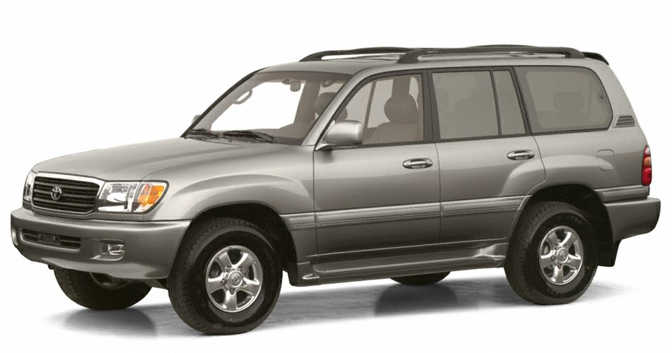 Land Cruiser 100 (Amazon) [1998 - 2002]