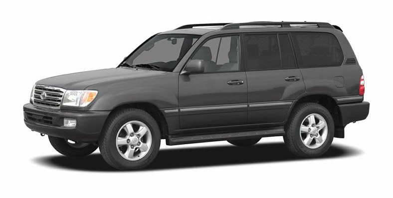 Land Cruiser 100 (Amazon) [2002 - 2006]