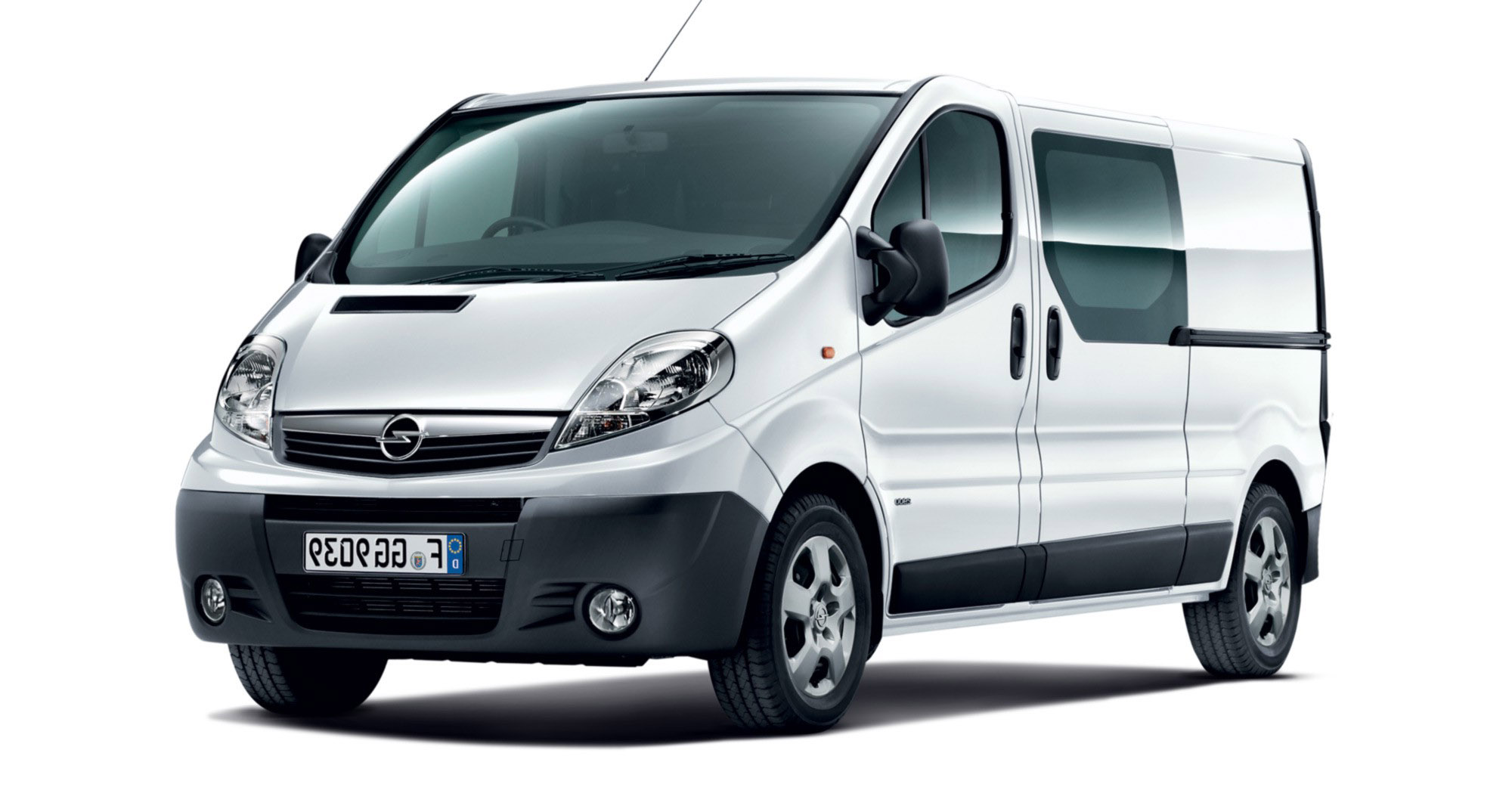 Vivaro 2nd gen phase 2 [2006-2010]