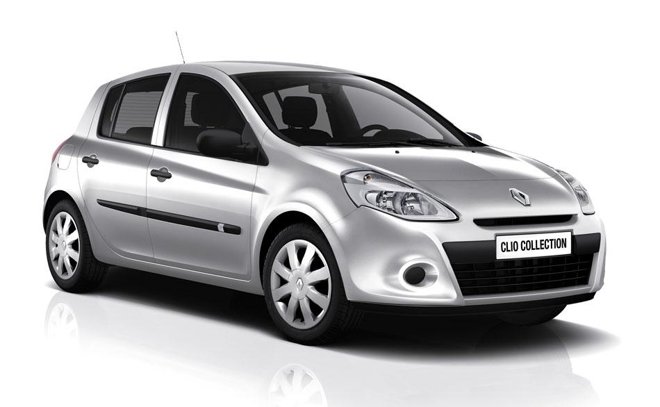 Clio III facelift  [2009 - 2013]